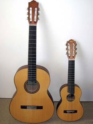 Tìm hiểu sự khác biệt giữa đàn guitar và đàn ukulele