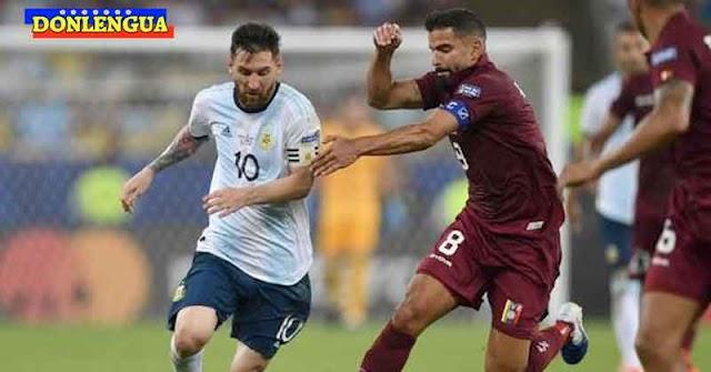 Leo Messi no logró marcar ni un solo gol contra la Vinotinto de Venezuela