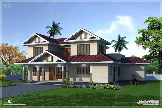 Exterior House Designs Plans