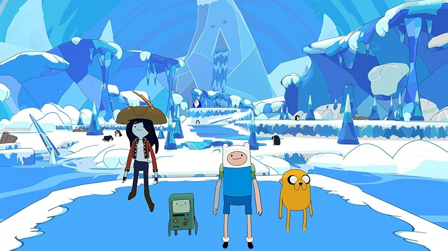 Imagens Adventure Time - Pirates of the Enchiridion