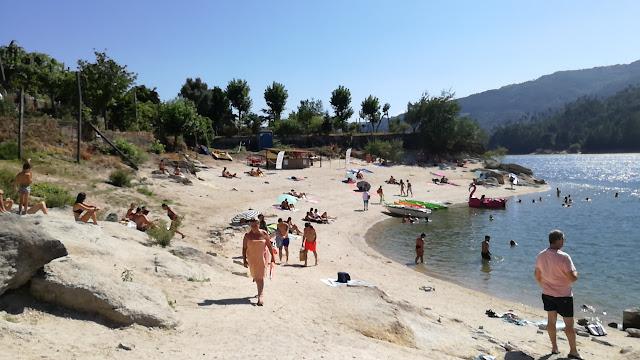 Praia Fluvial da Barragem - Gerês