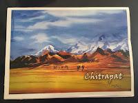 Chitrapat handmade paper