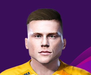 PES 2020 Faces Nikita Goylo by Korneev