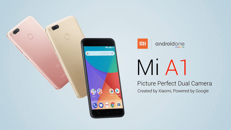 Mi A1 akhirnya mendapatkan update ke Android Oreo