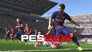 PES 2018 PC Berhasil Dibobol CPY