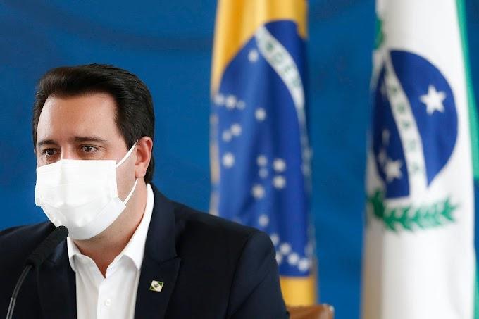 Ratinho e outros governadores propõem reduzir impacto das mudanças climáticas