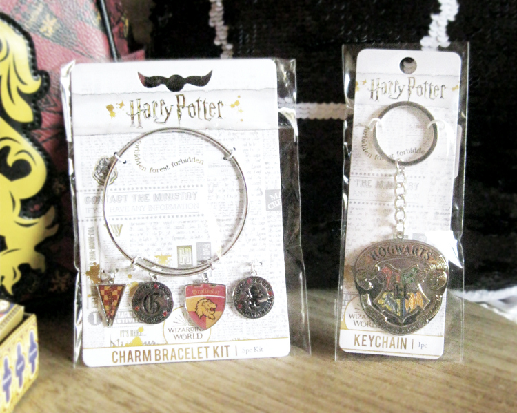 Cousin DIY Harry Potter Bracelet and KeyChain