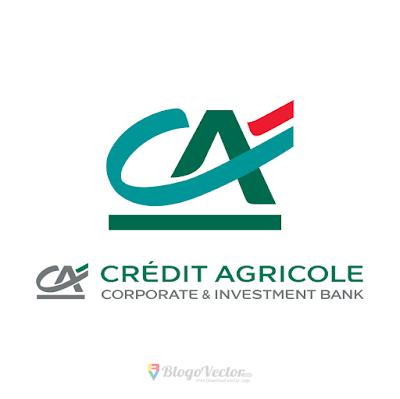 Crédit Agricole CIB Logo Vector