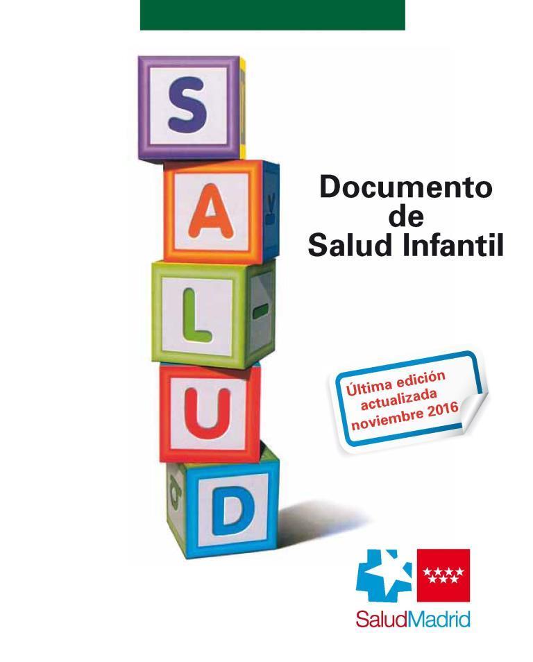 Documento de salud infantil