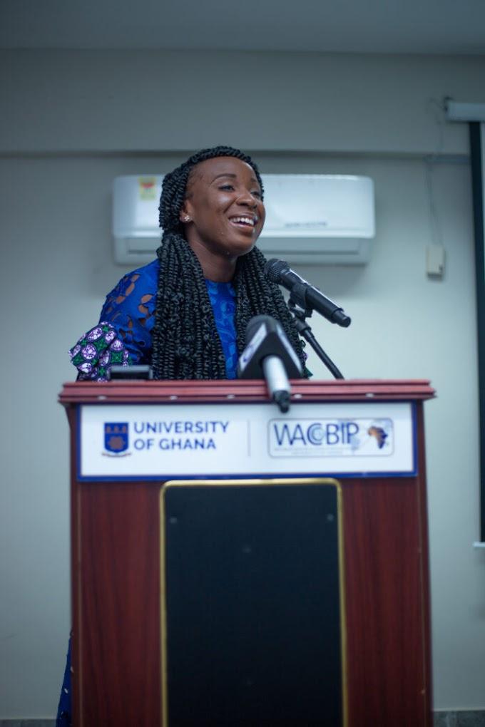 Naa Ashorkor, Wego Innovate launch 'GH4STEM' campaign
