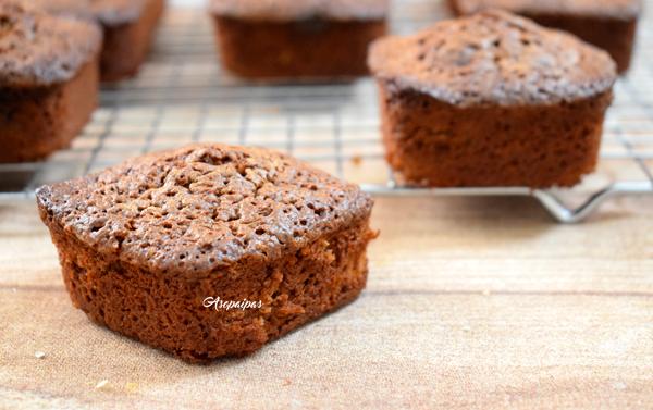 Brownies de Chocolate con Leche. Vídeo Receta
