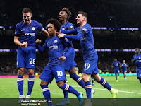 Chelsea Disconnect from Yokohama, Chelsea Find Sponsors for Man United.