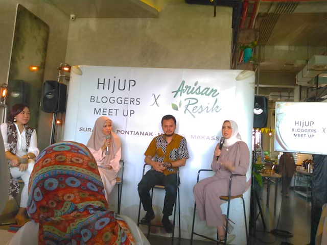 hijup bloggers meet up resik v surabaya
