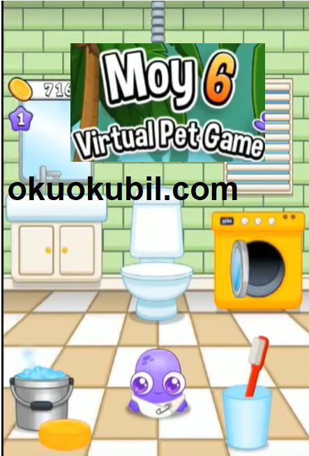 Moy 6 the Virtual Pet Game SINIRSIZ PARA v2.0 Mod Apk İndir 7 Ekim