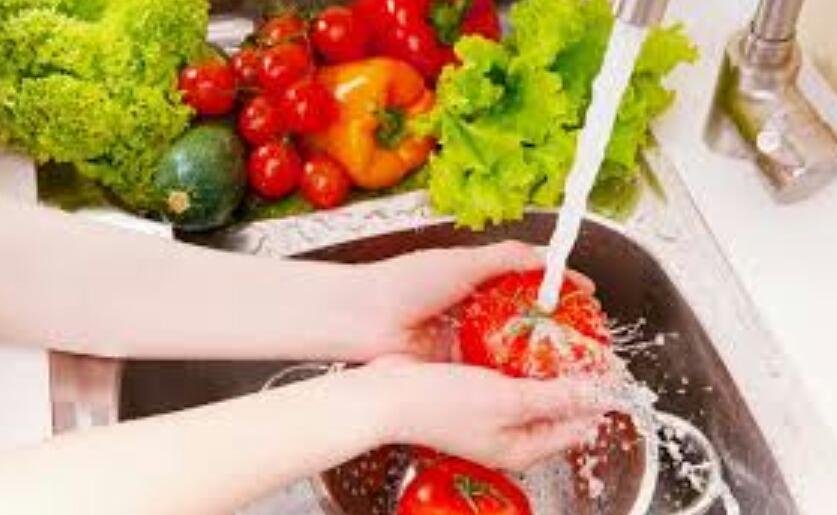 mencuci-sayur