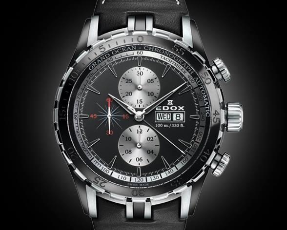 Lịch sử hãng đồng hồ EDOX