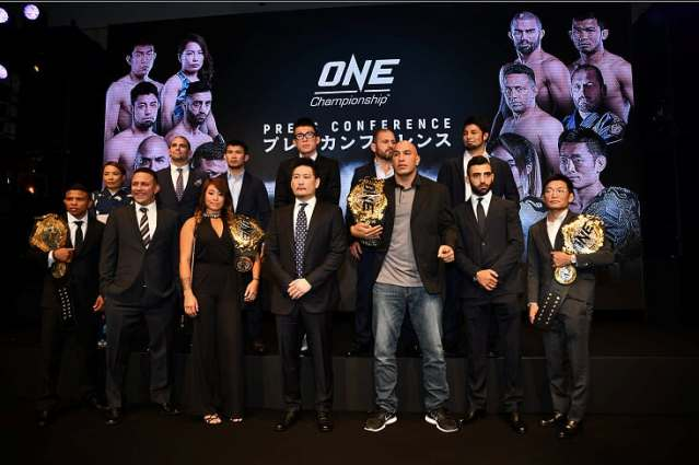 ONE Championship announces 2019 events, debuts in Japan