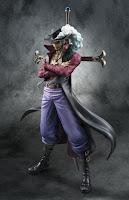 Dracule Mihawk P.O.P. DX ver.2 de One Piece - MegaHouse