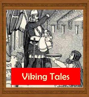 Viking Tales by Jennie Hall.