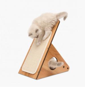 Prueba el parque de atracciones para gatos Vesper Play Center
