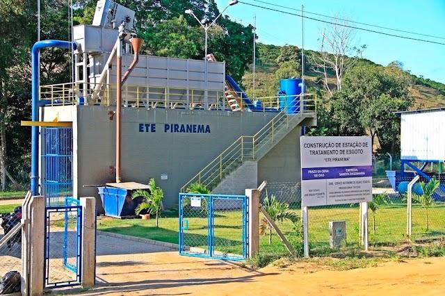 Aracruz terá aumento de 30% na tarifa de esgoto anuncia Saae