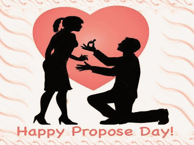 Happy Propose Pictures