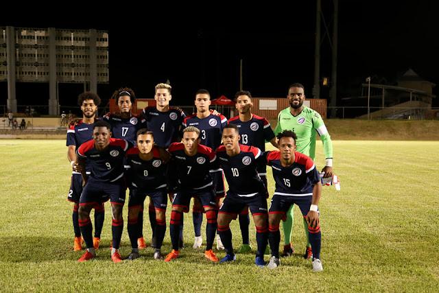 Republica Domincana Sub 23 derrota a St Kitts y clasifica al Pre-Olímpico
