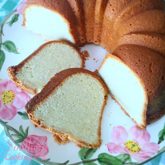 Chocolate Cream Cheese Pound Cake Using Cake Mix