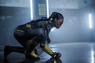 CW Black Lightning s1e10 Anissa Pierce