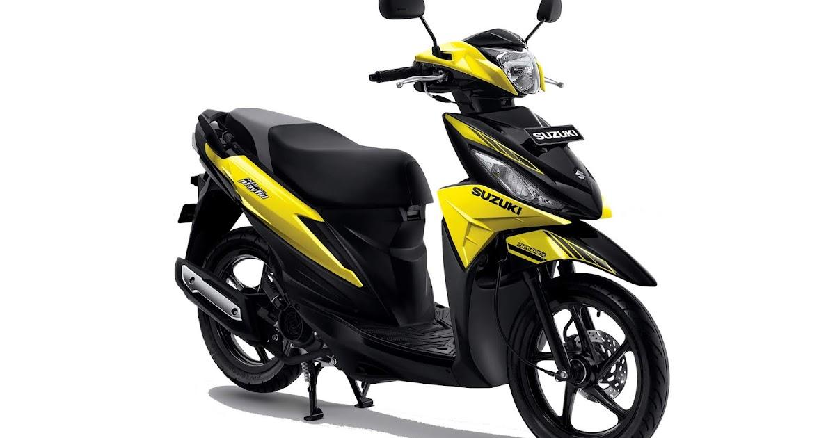 Cash dan Kredit Motor Suzuki Address Playful Terbaru di ...