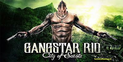 3. Gangstar Rio: City Of Saints