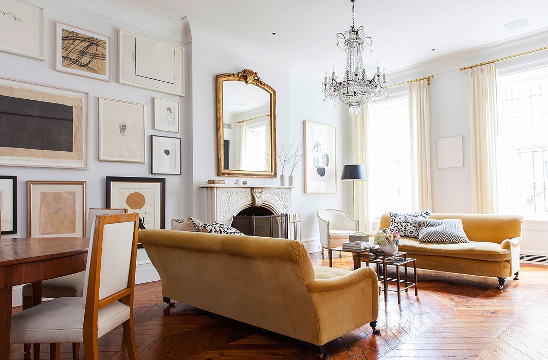 Interiors Redux | An 1890s Brownstone in Greenwich Village, New York