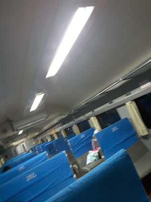 Lorong Gerbong Kereta