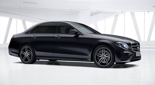 Đánh giá Mercedes E300 AMG 2020