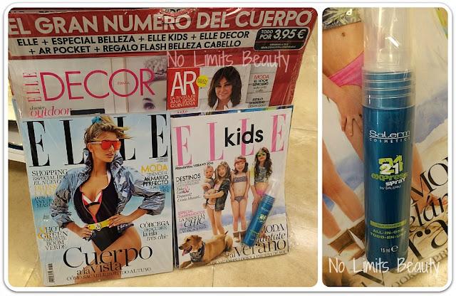 Regalos Revistas Mayo 2016 - Elle