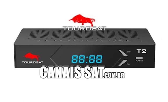 Tourosat T2 Atualização V6.0.72 - 07/06/2021