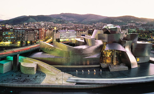 Guggenheim Bilbao - Espanha