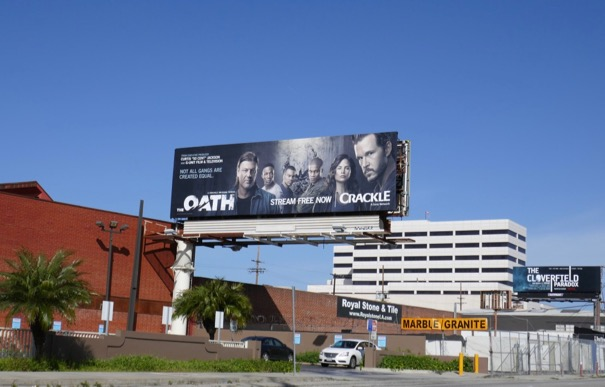 Oath season 1 billboard