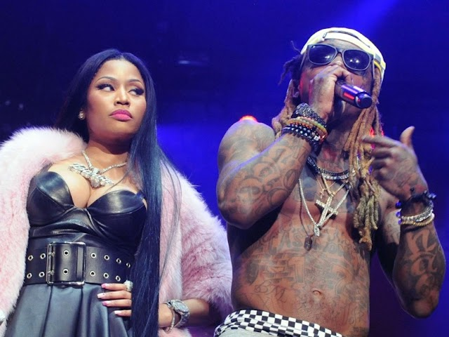 Download Mp3: Nicki Minaj Feat. Lil Wayne - Rich Sex (Rap)