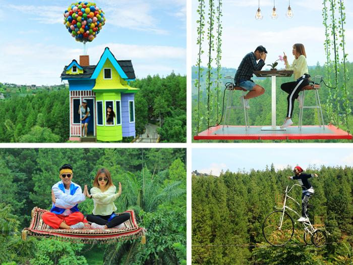 Hasil gambar untuk dago dream park
