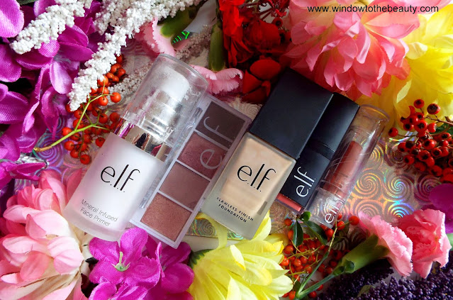 Elf complexion products