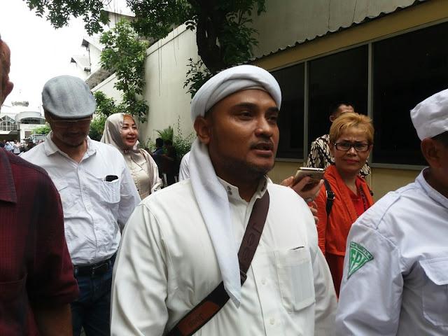 Bamukmin: Masuk Surga Minta ke Allah, Rasul, Bersama Prabowo-Sandi