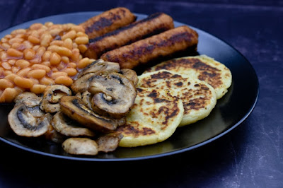 Scottish Cooked Breakfast
