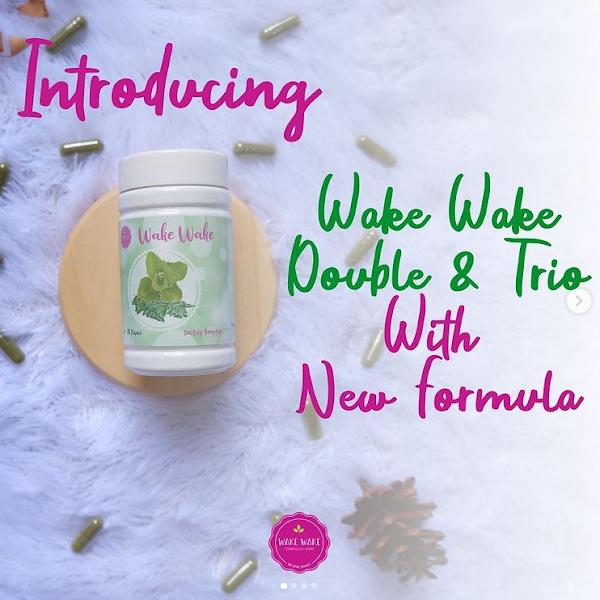 Wake Wake New Formula, Hadir Untuk Booster ASI yang Sempurna