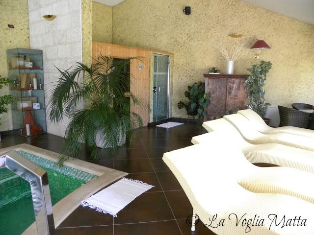 """Hotel """"San Rocco"""" a Verteneglio  in  Istria"""