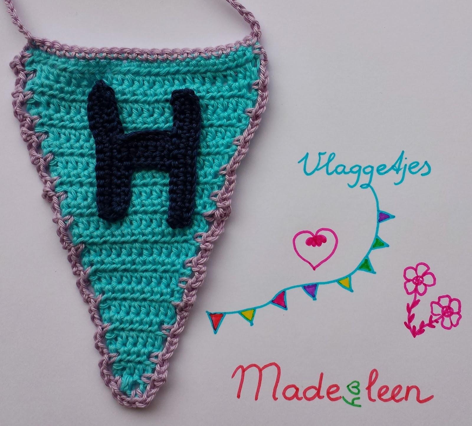 Madebyleen Blog Over Haken Crochet Blog Patroon Gehaakte