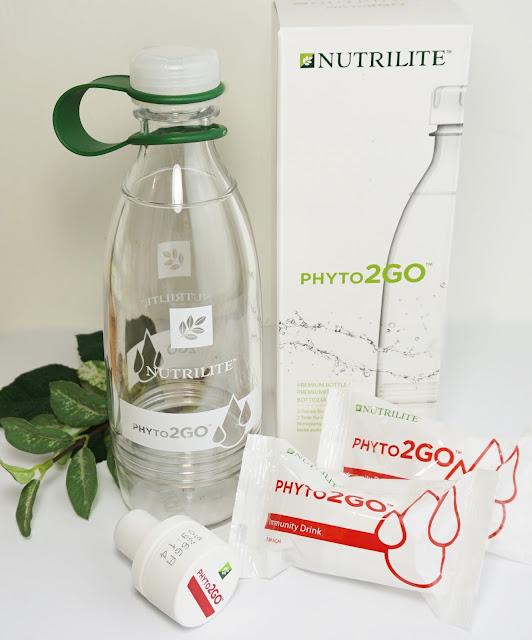 NUTRILITE - Phyto2GO (Frischer Vitamin-Drink für unterwegs)