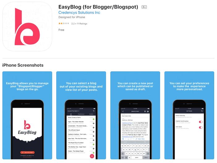 up top bài viết blogspot lên đầu trang với Easy Blog