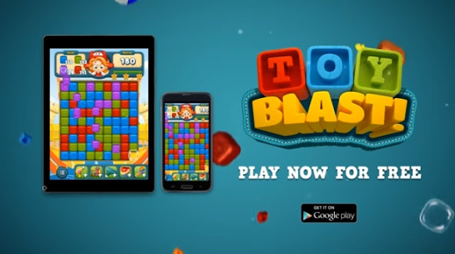 Download Toy Blast Mod Apk v2877 for Android