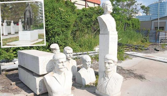 Στα αζήτητα εδώ και τρία χρόνια οι Μακεδονομάχοι